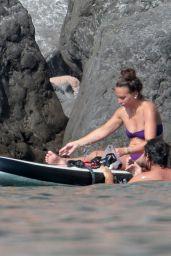 Chloe Green Vacation on a Yacht - Mediterranean Sea 08/01/2021
