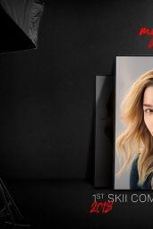 Chloe Moretz - SK-II Facial Treatment Essence August 2021