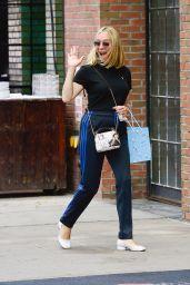 Chloe Sevigny Street Style - New York 08/09/2021