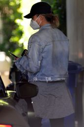 Chrissy Teigen - Out in West Hollywood 08/27/2021