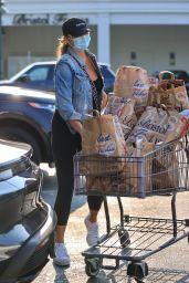 Chrissy Teigen - Shopping at Bristol Farms in LA 08/23/2021