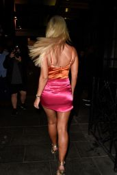 Christine McGuinness - BPerfect Event at BLVD in Manchester 08/26/2021