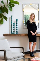 Claire Holt - Photoshoot for Architectural Digest 2018