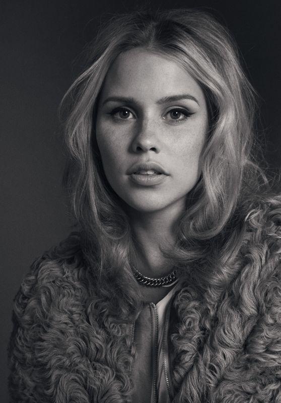 Claire Holt - Who What Wear Portraits 2013