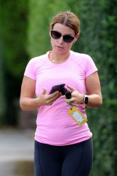 Coleen Rooney - Out in Cheshire 08/23/2021