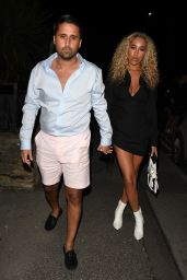 """Dani Imbert – """"The Only Way is Essex"""" TV Show Press Night in Bournemouth 08/28/2021"""