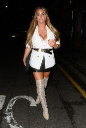 Danielle Mason - Out in London 08/21/2021