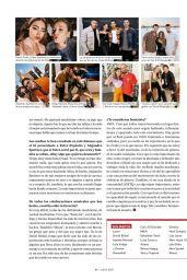 Danna Paola - Quien Magazine August 2021 Issue