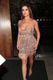 Demi Rose - PrettyLittleThing Demi Rose Edit Event at Zuma Restaurant in London 08/05/2021