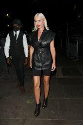 Denise Van Outen - Proud Embankment Cabaret in London 07/31/2021