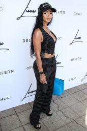 Draya Michele - Lionne Fall/Winter 2021 Fashion Show in LA 08/15/2021