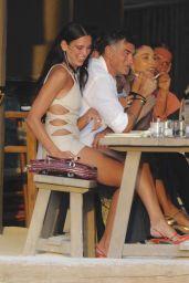 Dua Lipa and Anwar Hadid - Ibiza 08/04/2021