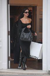 Dua Lipa - Shopping in London 08/26/2021