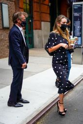 Dylan Penn - Out in New York 08/20/2021