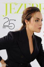 Elizabeth Gillies - Jezebel Magazine August 2021