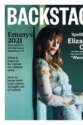 Elizabeth Olsen - Backstage Magazine 08/19/2021 Issue