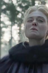 """Elle Fanning - """"The Great"""" Season 2 Promo 2021"""