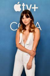 Emilia Jones - CODA Photocall in West Hollywood 07/30/2021