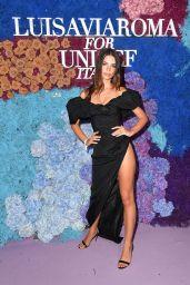 Emily Ratajkowski – LuisaViaRoma for Unicef Event in Capri 07/31/2021