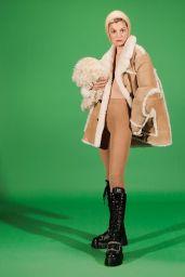 Emma Corrin - Miu Miu FW21 Campaign (more photos)