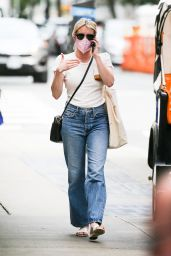 Emma Roberts - Out in New York 08/07/2021