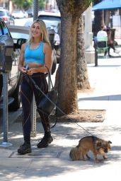 Emma Slater - Out in Los Angeles 08/12/2021