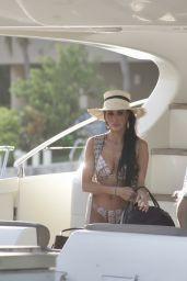 Farrah Abraham on a Luxury Yacht in Tulum 08/06/2021