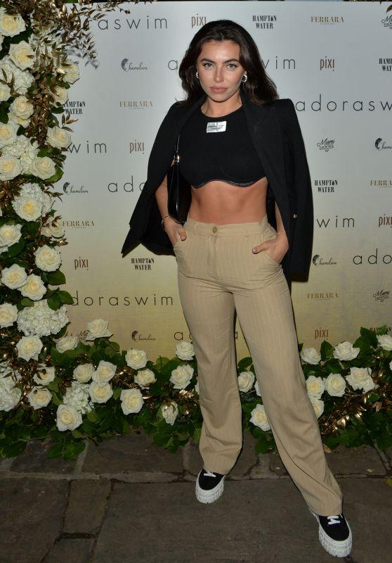Francesca Allen – Adora Swim Event in London 07/30/2021