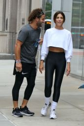 Gaby Espino - Out in New York 08/23/2021