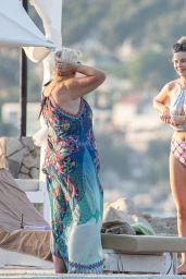 Georgia Toffolo in a Bikini in Dubrovnik 08/16/2021