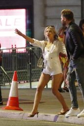 Georgia Toffolo - Night Out in London 08/25/2021