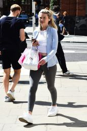 Georgia Toffolo - Out in Chelsea 08/25/2021