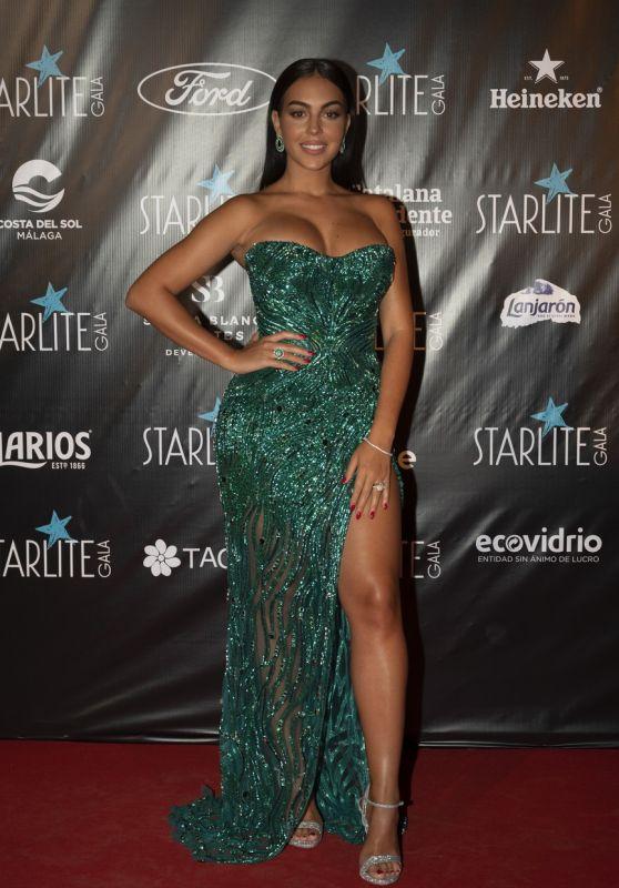 Georgina Rodriguez - Starlite Gala 08/08/2021
