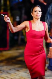 """Gina Rodriguez - """"Players"""" Set in New York City 08/05/2021"""
