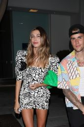 Hailey Rhode Bieber and Justin Bieber - Out in Beverly Hills 08/24/2021