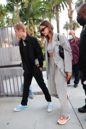 Hailey Rhode Bieber and Justin Bieber - Out in Beverly Hills 08/25/2021