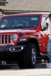 Hailey Rhode Bieber and Justin Bieber - Tre Lune in Montecito 08/05/2021