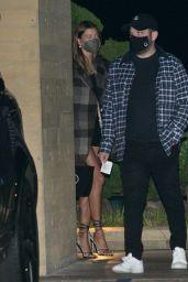 Hailey Rhode Bieber at Nobu in Malibu 08/10/2021