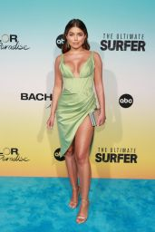 "Hannah Ann Sluss – ""Bachelor In Paradise"" and ""The Ultimate Surfer"" Premiere in Santa Monica 08/12/2021"