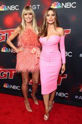 "Heidi Klum – ""America's Got Talent"" Season 16 Live Shows 08/10/2021"