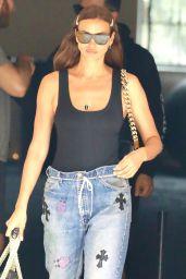 Irina Shayk in Casual Outfit - Malibu 08/20/2021