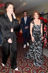 Isla Fisher and Sacha Baron Cohen - Cinefest Oz Film Festival 08/28/2021