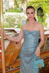 January Jones - Dolce & Gabbana Event in Venice 08/30/2021