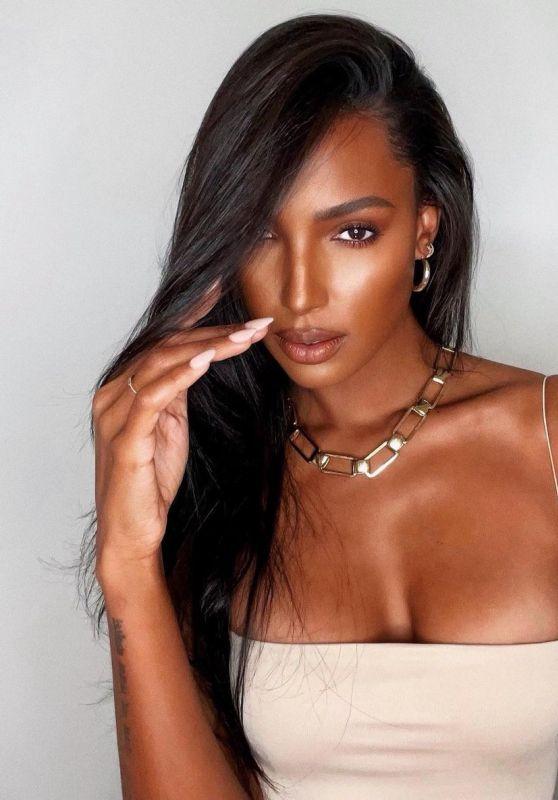 Jasmine Tookes - Live Stream Video 08/25/2021