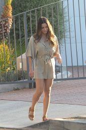 Jenna Dewan - Out for a Stroll in LA 08/25/2021