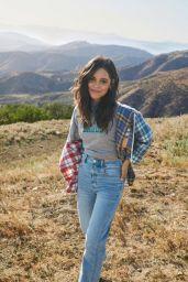 Jenna Ortega - American Eagle July 2021
