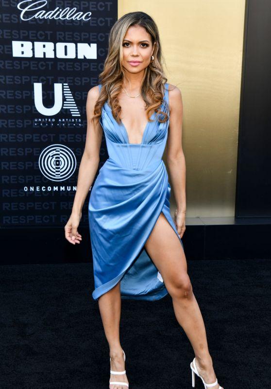 """Jennifer Freeman – """"Respect"""" Premiere in LA"""