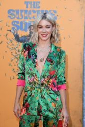 """Jennifer Holland – """"The Suicide Squad"""" Premiere in Los Angeles"""
