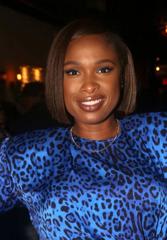 """Jennifer Hudson - MGM Film """"Respect"""" Private Screening After party at Zia Maria Chelsea in NY 08/11/2021"""