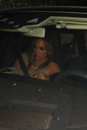 Jennifer Lopez and Ben Affleck - Los Angeles 08/11/2021